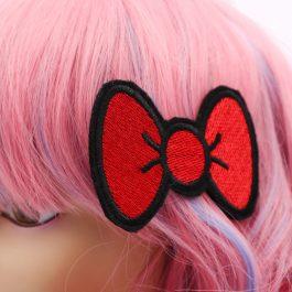 Anime Hair Bows Cute Kawaii Set