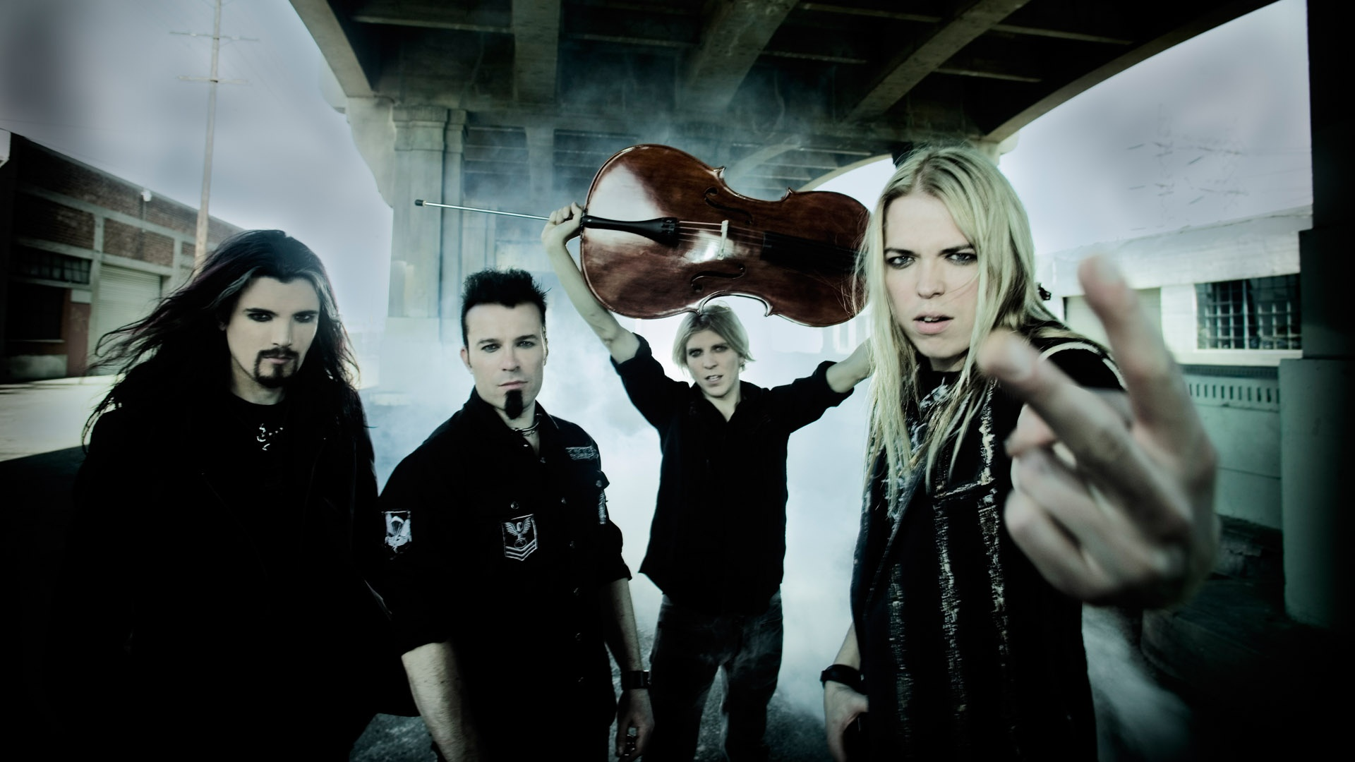 Vamps To Perform As A Special Guest For Apocalyptica's Uk