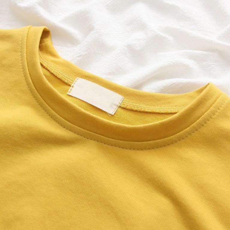 Mustard Cat t-shirt
