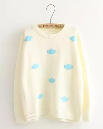 Sweater Sweet Cloud Beige
