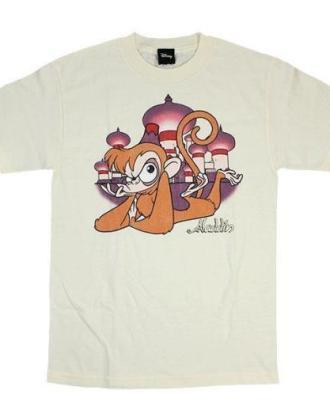 Camiseta de mono Abu Aladdin