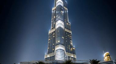 Hotel Armani em Dubai