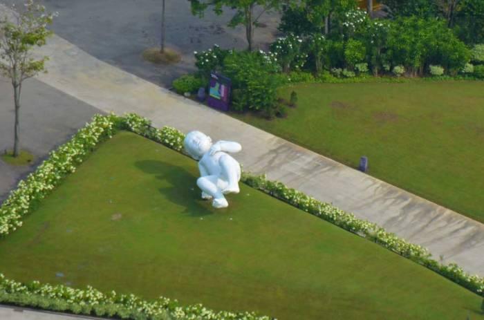 Mirante do Marina Bay Sands em Singapura