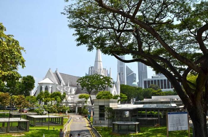 Templos budistas em Singapura
