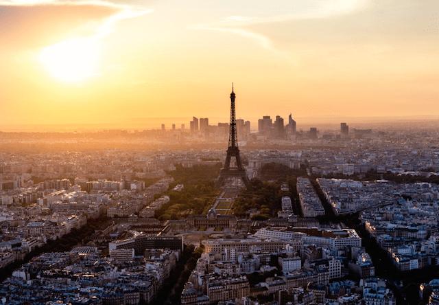 Paris um dos melhor destinos de viagens