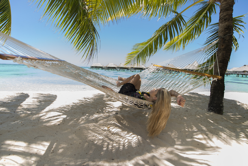 Hotel de Luxo na ilha de Moorea