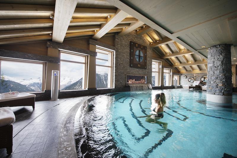 Dicas de hotéis de luxo nos Alpes franceses