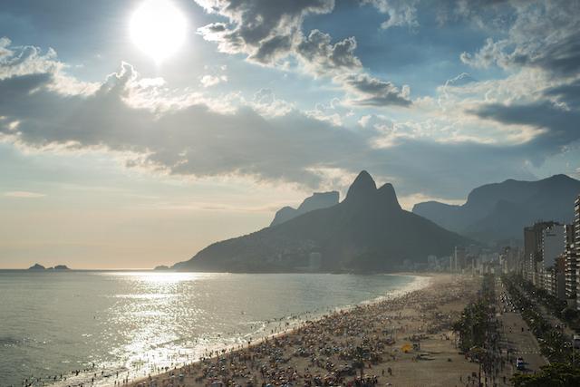 O que fazer na Praia do Leblon Rio de Janeiro