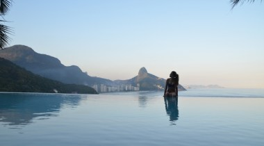 Hotel no Rio de Janeiro com vista para o mar
