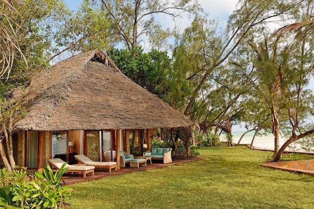 Onde se hospedar em Zanzibar