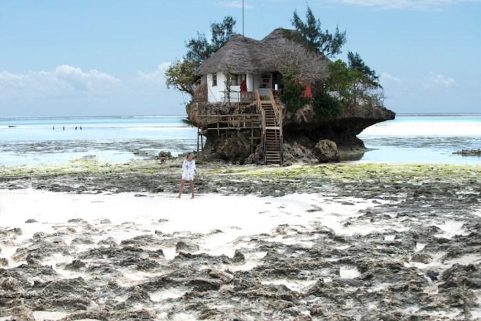 Rock Restaurant em Zanzibar