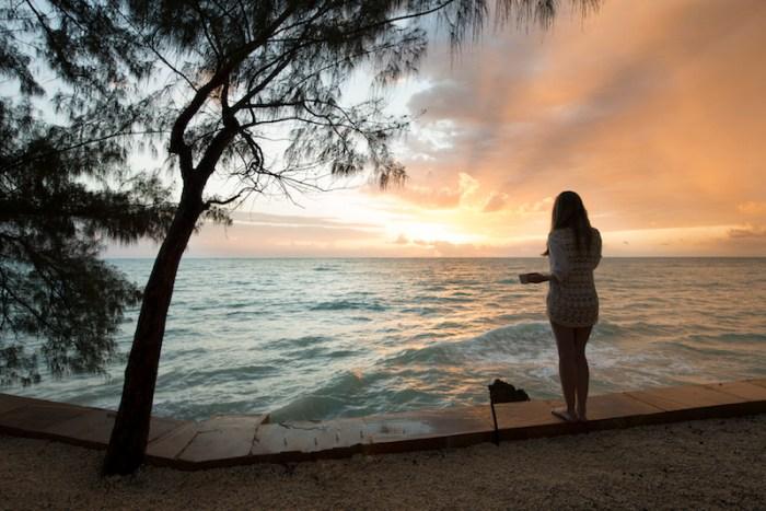 Foto Nascer do sol em Zanzibar