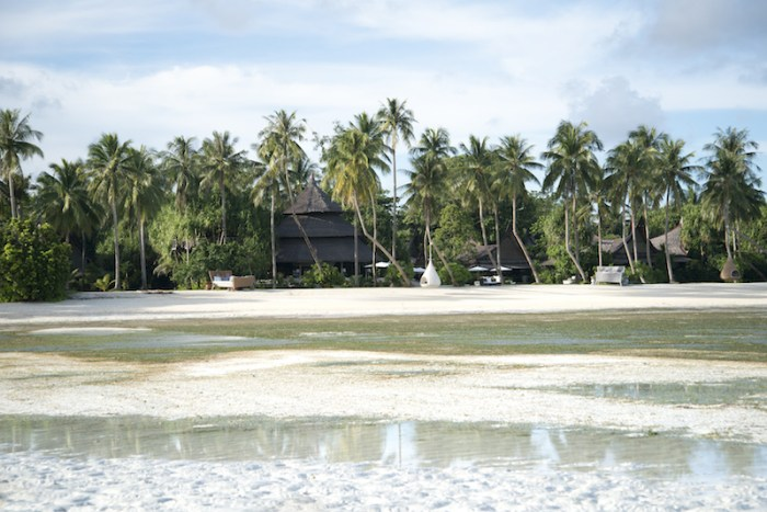 Ilha de Siargao nas Filipinas