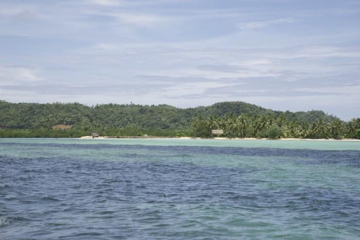 snorkel nas Filipinas