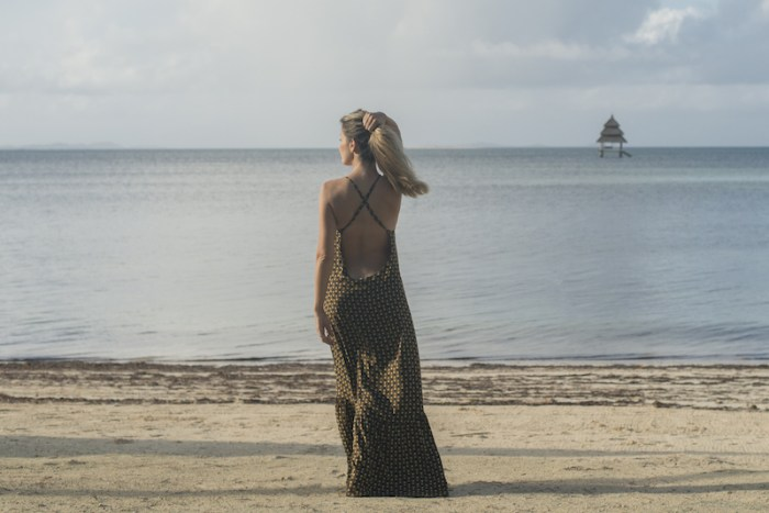 Praia e ilhas no sudeste asiático