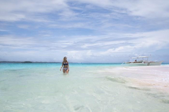 Praias em Siargao