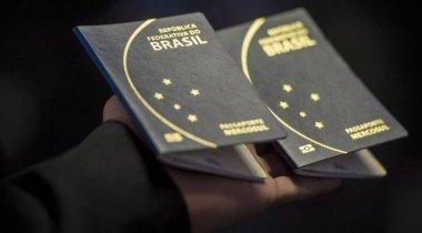 emissão de passaporte