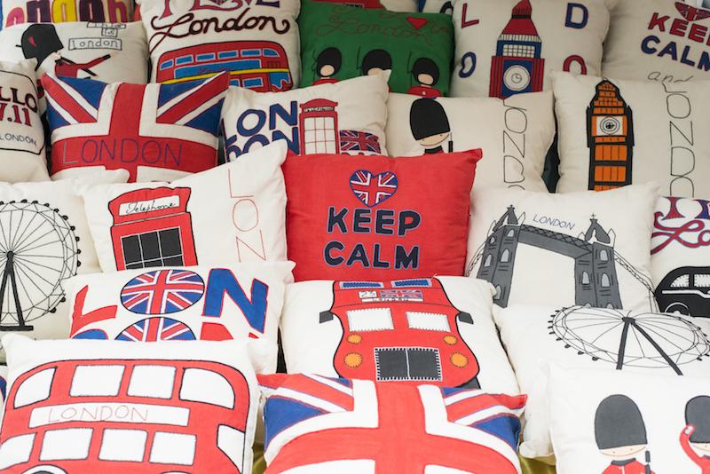 compras em Londres