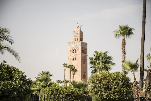 Viajar pra Marrakech é seguro?