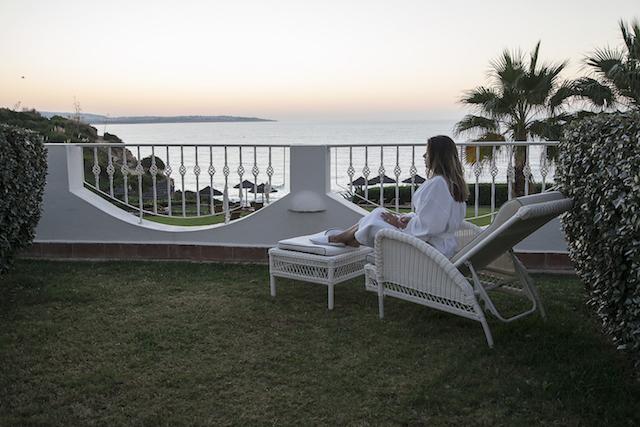 hotel no Algarve em Portugal