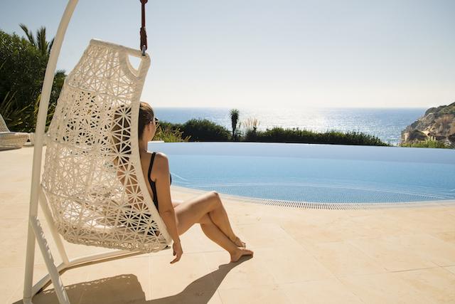 melhor resort de praia na Europa