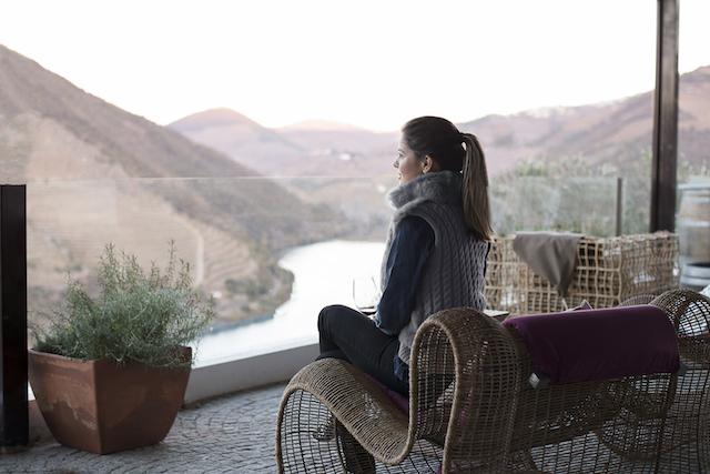 Quais quintas visitar no Douro