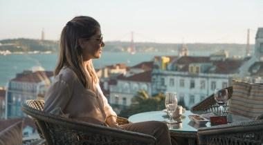 Bares em Lisboa com vista para o Tejo