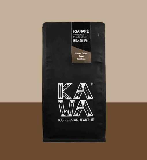 Projektkaffee aus Brasiliem
