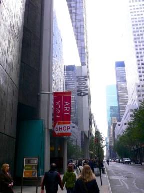 ニューヨーク近代美術館MOMA 1