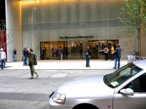 ニューヨーク近代美術館MOMA 7