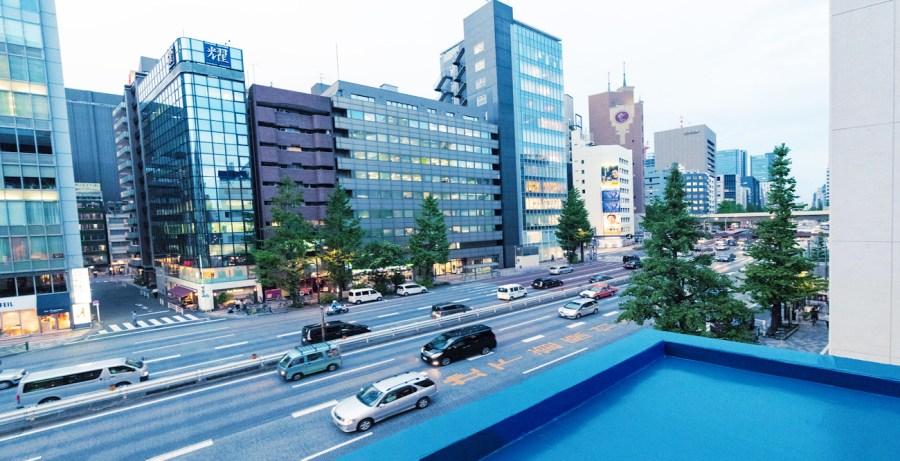 MUSEE GINZA_KawasakiBrandDesign ギャラリーZ 【Rf 屋上】展望・実験インスタレーション空間