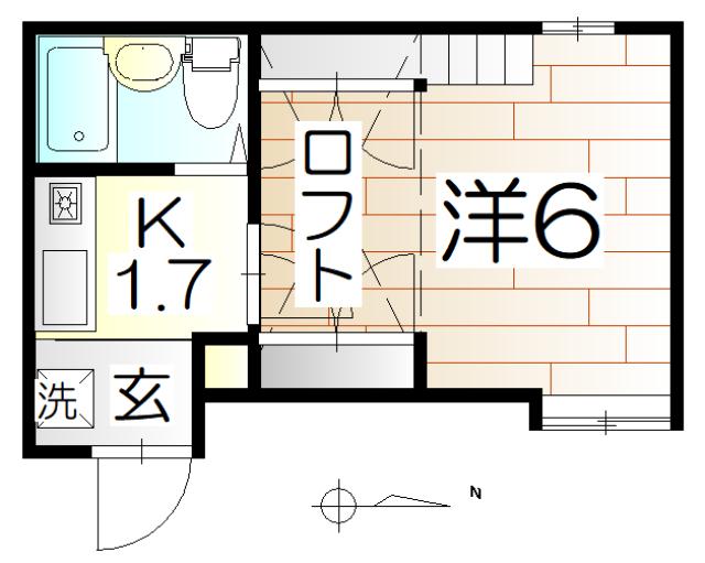 ベルトピア新潟-05間取り図