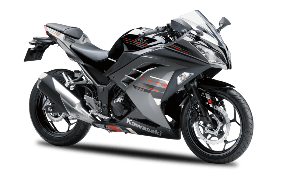 medium resolution of ninja 300