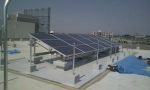 太陽光パネル架台