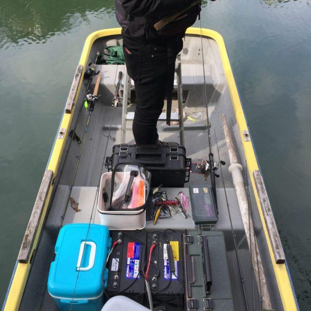 レンタル ボート 相模湖