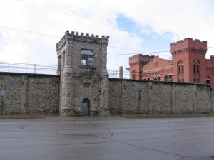 The old Montana State Prison