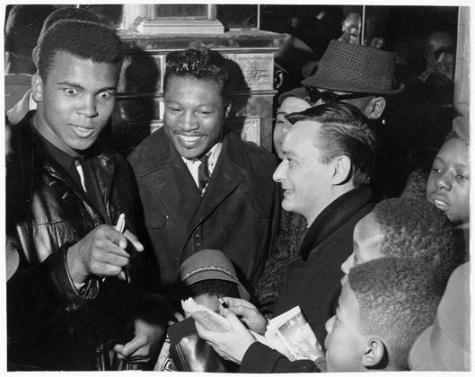 Cassius Clay, 1964