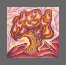 Burning Bush, by Dmitri Freund