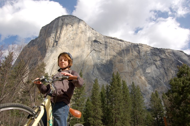 Cycling, El Capitan