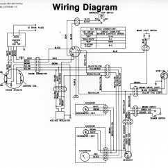 Starter Wire Diagram Trailer Brake Battery Box Wiring 2006 Kawasaki Mule Free