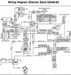 kawasaki invader snowmobile wiring diagrams 1982 kawasaki 440 ltd wiring diagram 1980 invader ss340 440 a3 [ 3073 x 2505 Pixel ]