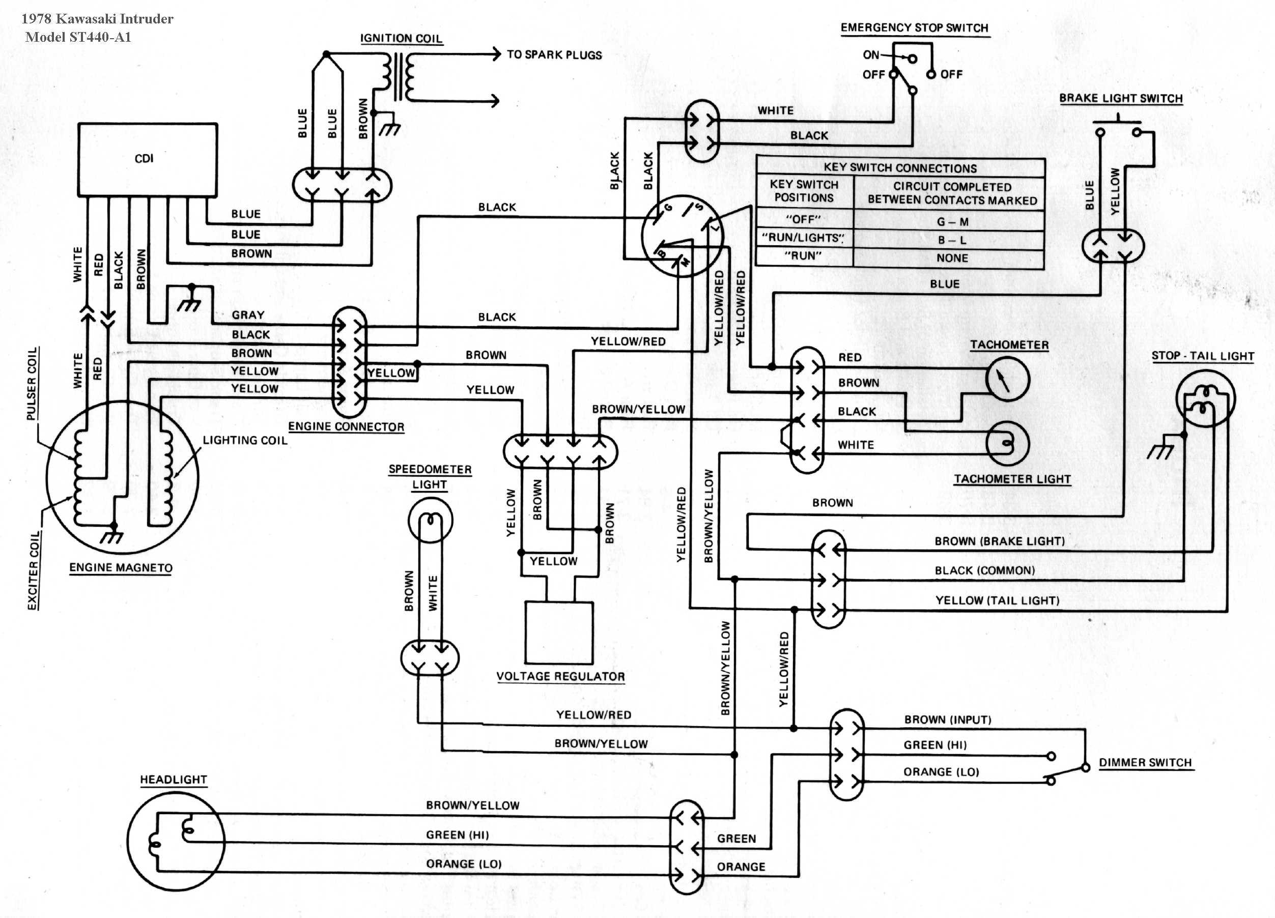 1994 yamaha banshee wiring diagram class for library management system 2002 polaris trailblazer schematic 2000 st440a1 2008