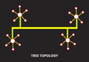 ট্রি টপোলজি (Tree Topology System)