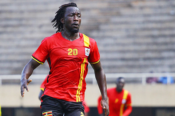 Striker Brian Umony pens deal in India