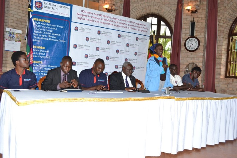 Uganda Christian University (UCU) is one of the Uganda's high learning institutions duly confirmed to take part in the 11th East African University Games that kick off this weekend in Dodoma city, Tanzania.