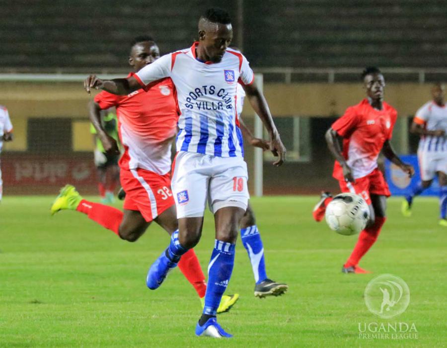 Villa seek redemption at troubled Kyetume