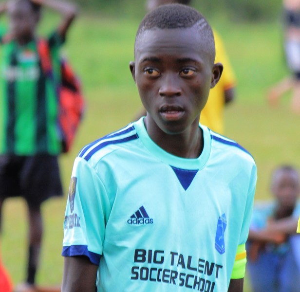 KNOW YOUR STARS: Budding Talented Footballer Farouk