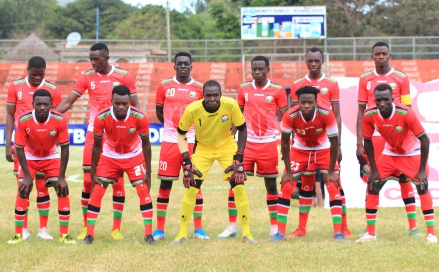 CECAFA U-23 Challenge Cup: Kenya names final team