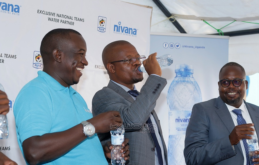 Six national football teams to benefit directly from latest FUFA partner