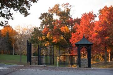 Zoo Drive gate
